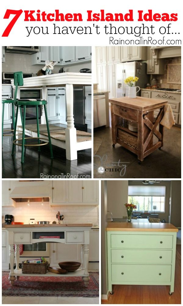 Decor hacks need a kitchen island short on ideas here for Better homes and gardens kitchen island ideas